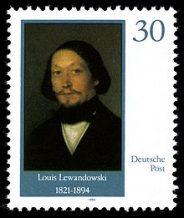 logo bio Louis Lewandowski