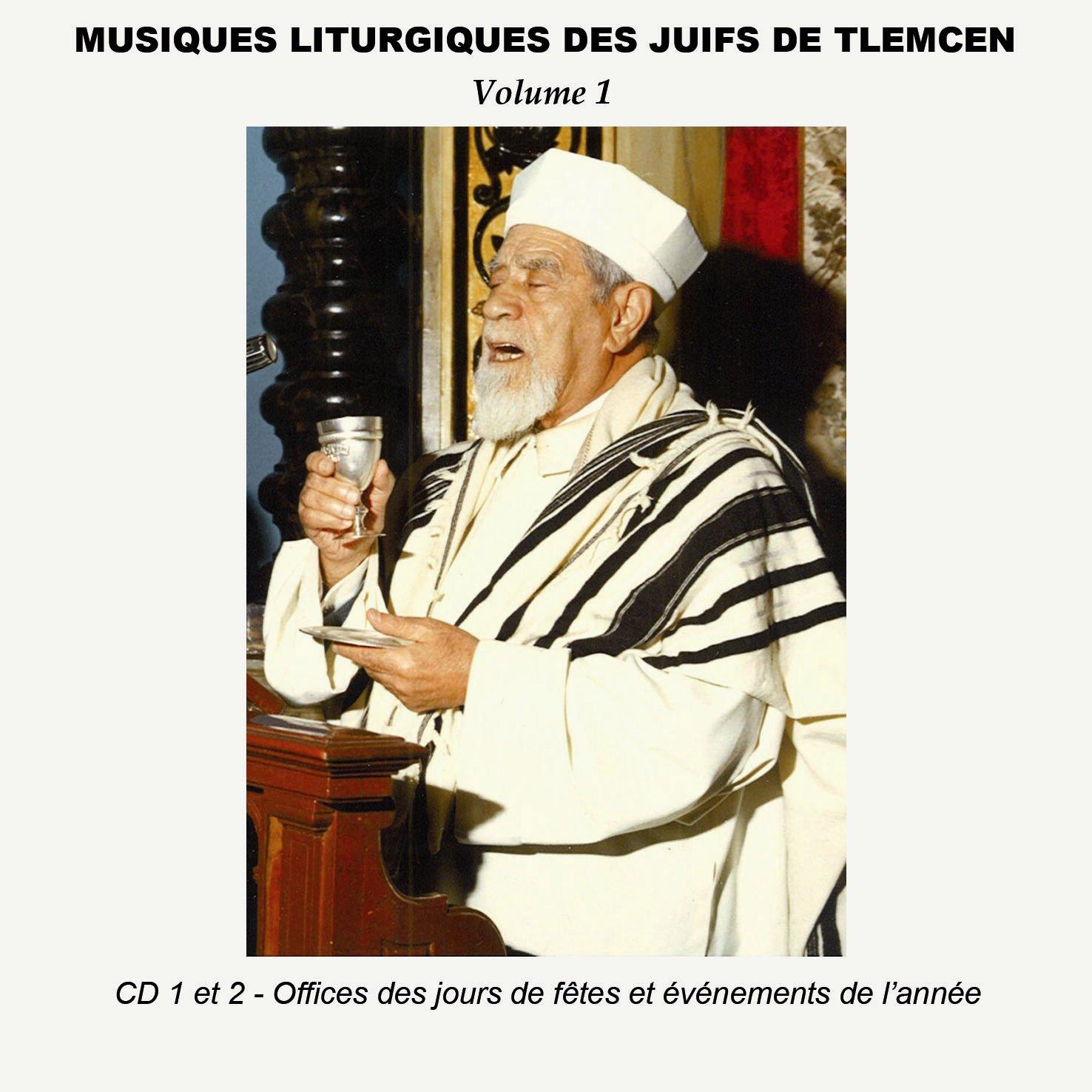 Couv CD1 Tlemcen