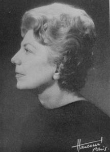 Germaine Arbeau-Bonnefoy