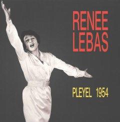 Renée Lebas - Pleyel 1954