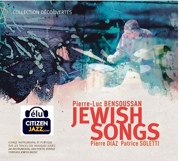 Couv CDD-Jewish Songs