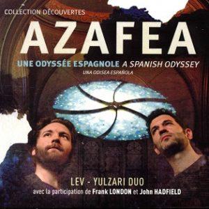 Couv CDD2 - Azafea