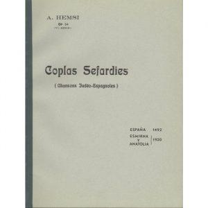 Coplas Sefardies (6eme serie)