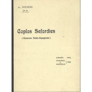 Coplas Sefardies (8eme serie)