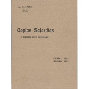 Coplas Sefardies (9eme serie)
