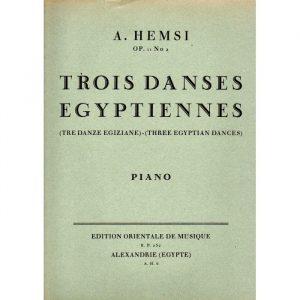 Aicha - Trois danses égyptiennes (Alberto Hemsi)