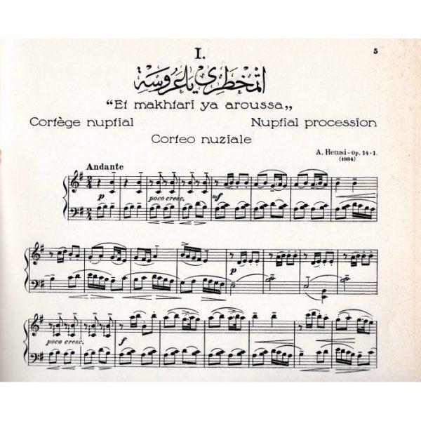 Melodie Popolari Ediziane (Alberto Hemsi)