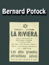 logo bio Bernard Potock