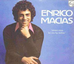 logo bio Enrico Macias