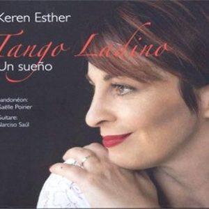 COUV CD Tango Ladino