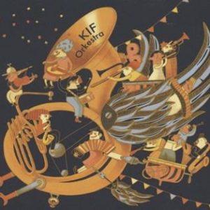 COUV CD Kif Orchestra