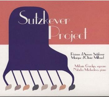 COUV CD Sutzkever Project