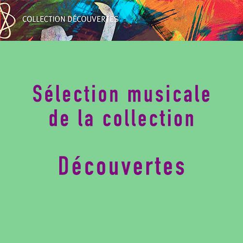 logo playlist collection Découvertes