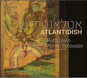 COUV CD Atlantidish