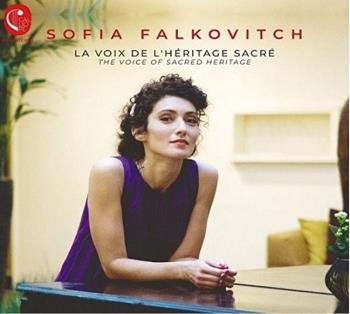 COUV CD Sofia Falkovitch