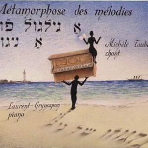 COUV CD Métamorphose des mélodies