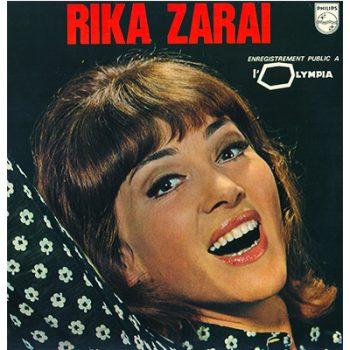 logo playlist Rika Zaraï