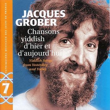 COUV CD PMJF 7 - Jacques Grober